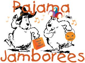 halloween pajama jamboree