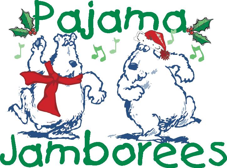 Pajama Jamborees Happy Holidays Concert
