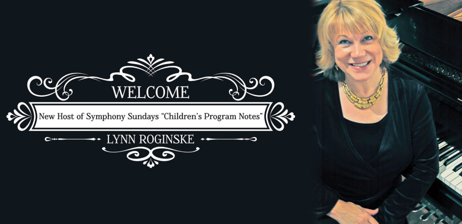 Lynn Roginske Children's Program Notes